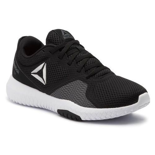 Buty - flexagon force dv6206 black/white/treu gre marki Reebok