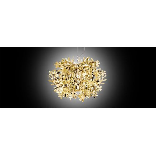 Slamp Lampa wisząca Fiorella Mini - złoty