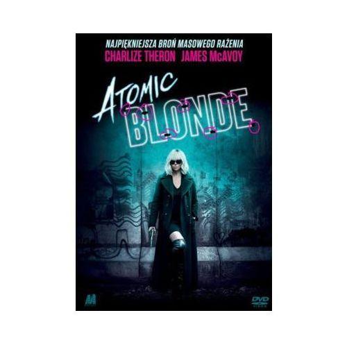 Atomic Blonde(DVD) + Książka (9788365736727). Najniższe ceny, najlepsze promocje w sklepach, opinie.