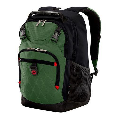 Plecak Wenger Priam 15.6'' Repellent Green (602661), kolor zielony