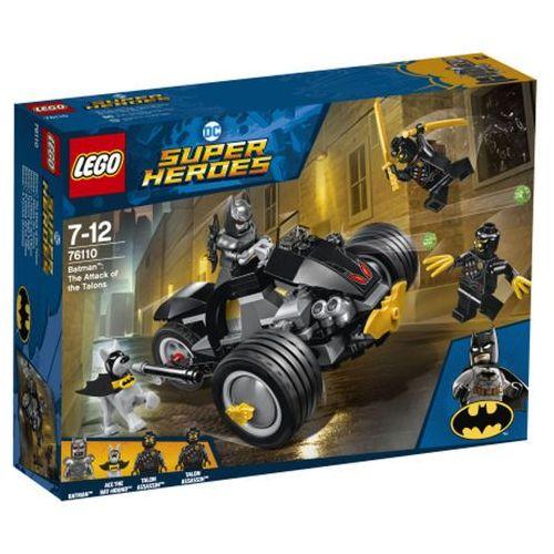 76110 BATMAN ATAK SZPONÓW (Batman: The Attack of the Talons) - KLOCKI LEGO SUPER HEROES