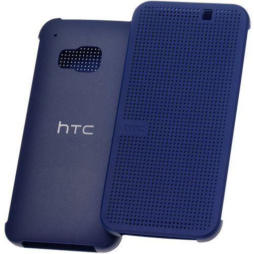 HTC Futerał Dot View do HTC M9niebieski (99H20103-00) Darmowy odbiór w 20 miastach!, kolor niebieski