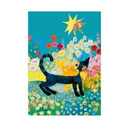 OKAZJA - Heye 500 el. kotek i kwiatki