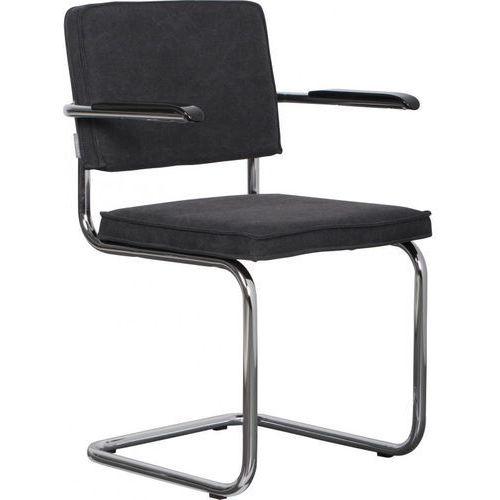 Zuiver Krzesło RIDGE VINTAGE czarne 1100106 (8718548015159)