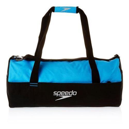 Speedo Torba  duffel bag 8091908966 - czarno-niebieski (5051746937605)