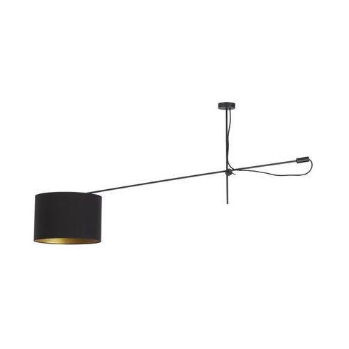 Asymetryczna lampa na wysięgniuku VIPER BLACK 6641 - Czarny (5903139664196)