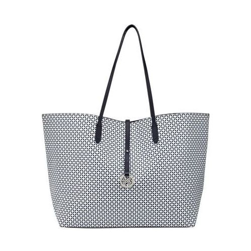 Phase Eight Cali Printed Shopping Tote, kolor szary