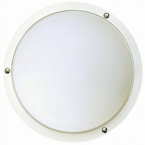 Albert 6028 zewnętrzny kinkiet Biały, 1-punktowy - Nowoczesny - Obszar zewnętrzny - 6028 - Czas dostawy: od 10-14 dni roboczych