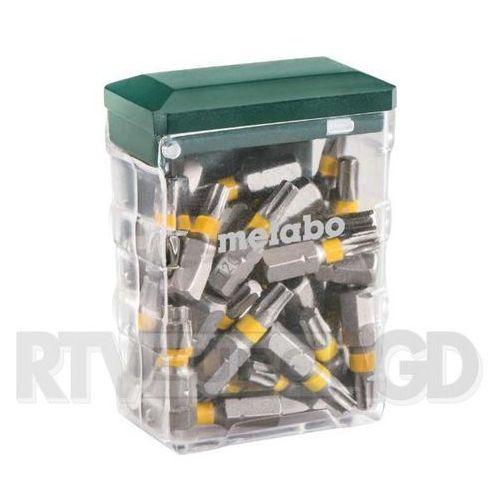 """Metabo  bit box t 20, """"sp"""", 25 części (626712000) - produkt w magazynie - szybka wysyłka! (4007430306005)"""