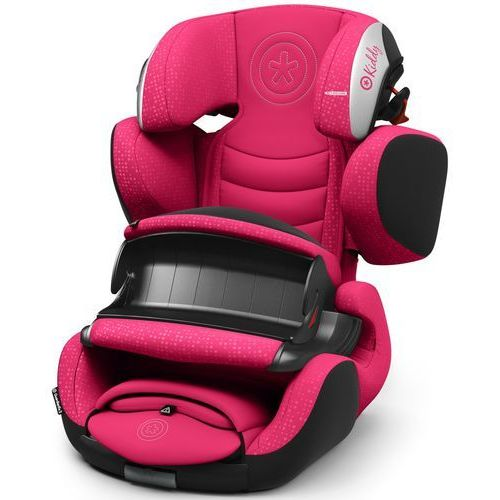 fotelik samochodowy guardianfix 3 berry pink marki Kiddy