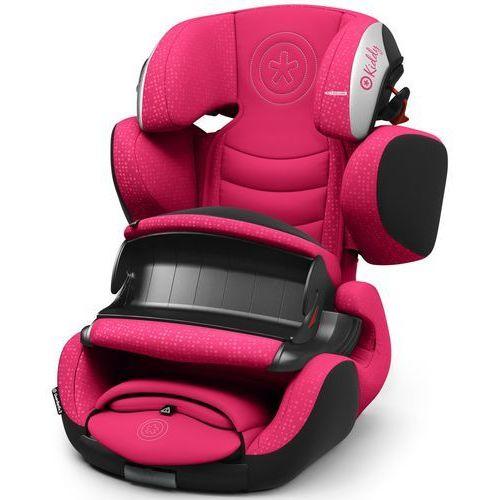 Kiddy Fotelik samochodowy Guardianfix 3 Berry Pink (4009749365827)