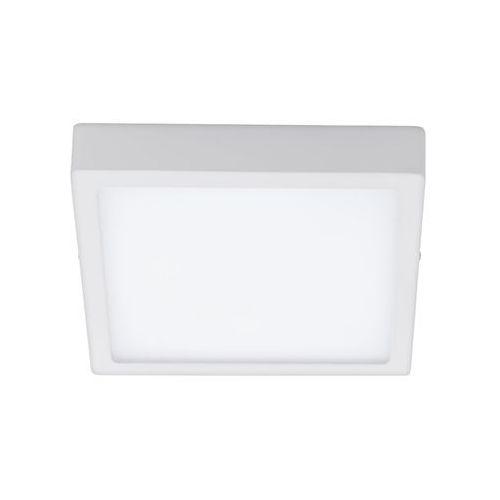 Eglo Plafon lampa sufitowa fueva 1 94538 natynkowa oprawa led 24w kwadratowa biała (9002759945381)