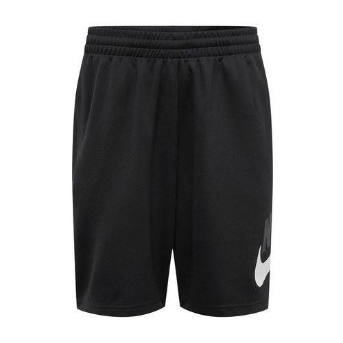 spodnie 'm nk sb dry hbr' czarny / biały, Nike sb