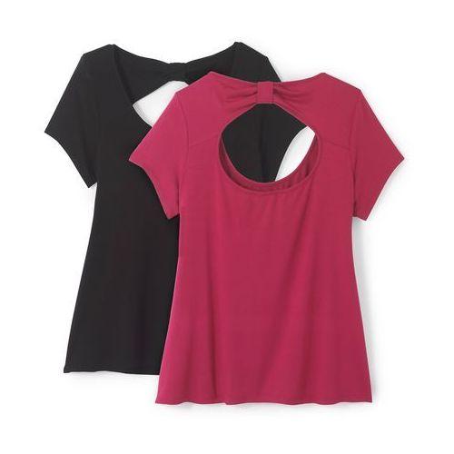 T-shirt z krótkim rękawem (zestaw 2 sztuki)