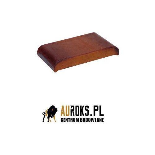 Kształtka płaska kp20 kolor olcha angoba cieniowana 190x110x25 mm marki Gołowczyński