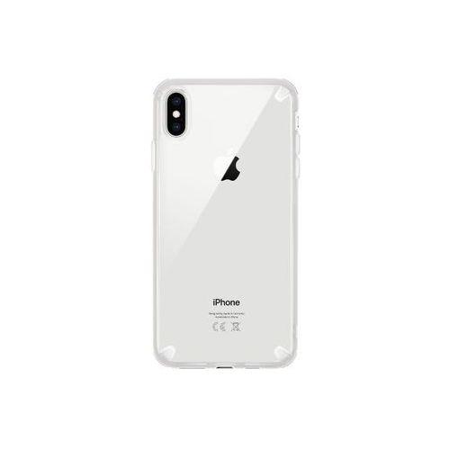 Ringke Apple iphone xs max - etui na telefon fusion - transparentny