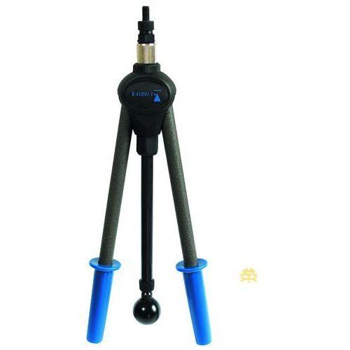 Dwuręczna nitownica do nitonakrętek - z systemem szybkiego wykręcania - m4-m10 - e-410nv-t marki Scell-it