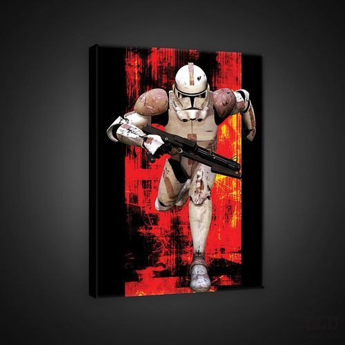 Obraz star wars: klon trooper - zemsta sitów ppd1180 marki Consalnet
