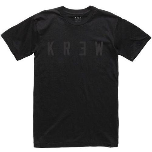 koszulka KREW - Locker Black (BLK), kolor czarny