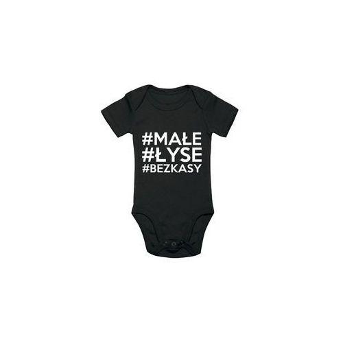 Body dziecięce Hashtag baby