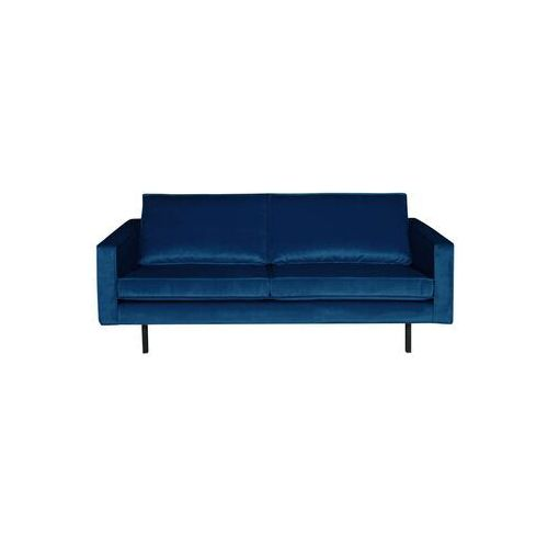 Be Pure Sofa Rodeo 2,5 osobowa aksamitna granatowa 178 800542-178, kolor niebieski