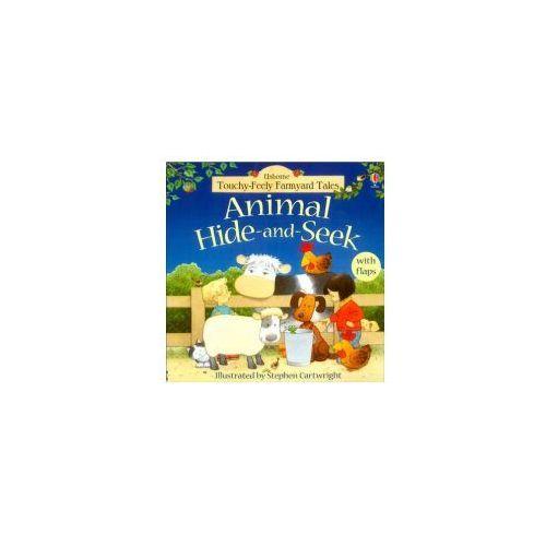 Touchy-Feely Farmyard Tales Animal Hide-and-Seek, Usborne Publishing Ltd