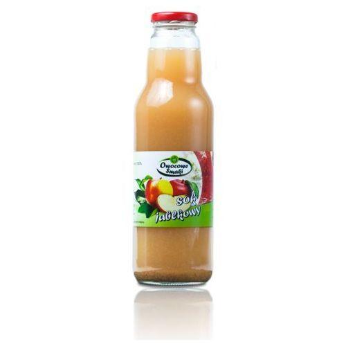 Sok jabłkowy BIO 6x750ml- Owocowe Smaki, 5902768762037
