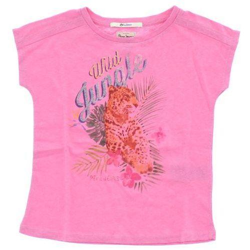 t-shirt dziecięcy różowy 24 miesięcy marki Pepe jeans