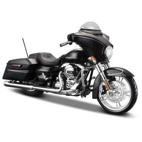 32328 model motocykl harley davidson street glide 1:12 marki Maisto