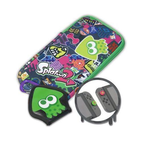 Zestaw akcesoriów HORI NSW-048U Splatoon 2 Splat Pack do Nintendo Switch (0873124006452)