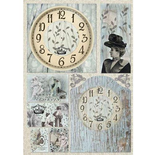 Papier klasyczny do decoupage 50x70 cm - 392 marki Stamperia