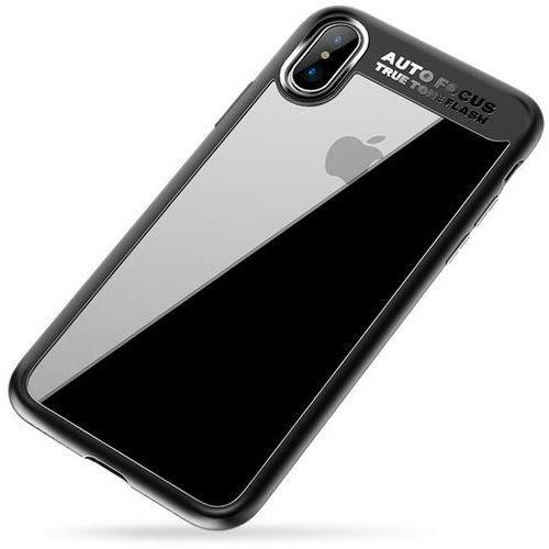 Rock Etui obudowa clarity iphone x 10