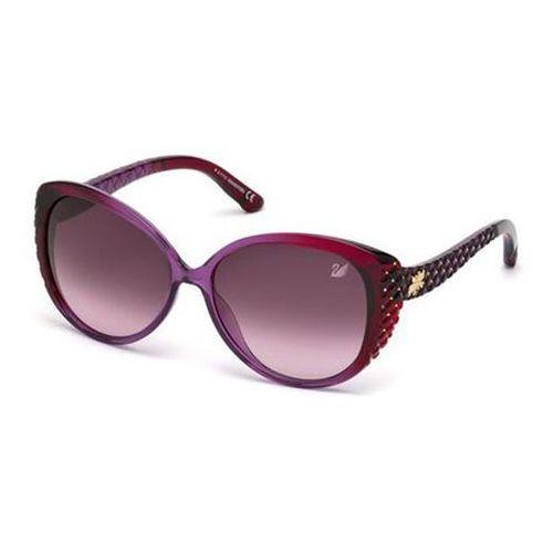 Swarovski Okulary słoneczne sk 0068 83t