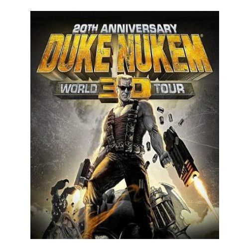 Duke Nukem 3D 20th Anniversary World Tour (PC)