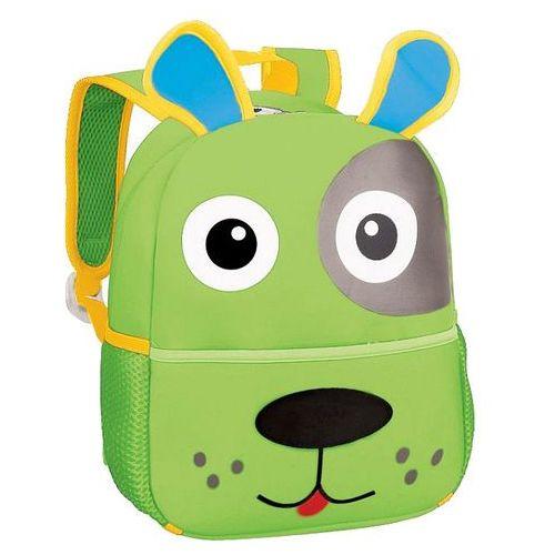 Plecak neoprenowy Piesek zielony - Spokey, kolor zielony