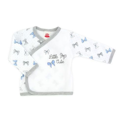 Koszulka niemowlęca little cutie dziewczęca marki Makoma