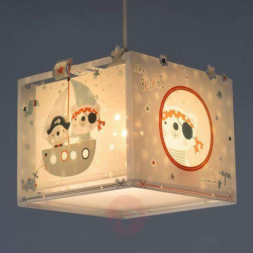 Dalber 18 - piraci lampa wisząca 1 x e 27 nr. kat. 74552 (8420406745527)
