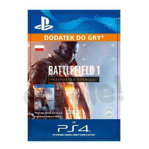 Battlefield 1 - premium pass [kod aktywacyjny], 7D4-00171