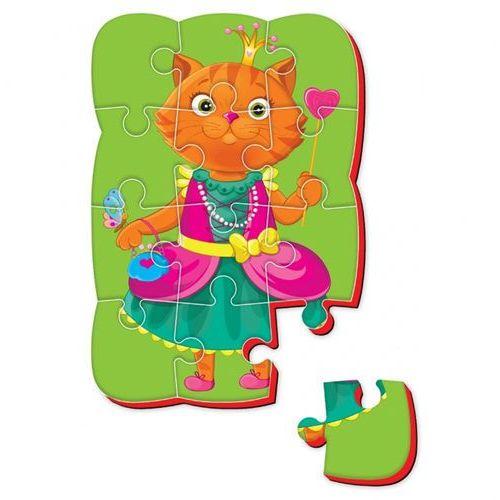 Roter kafer Magnesy piankowe puzzle a5 śmieszne zdjęcia kotek