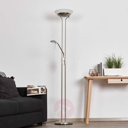 Ściemniana lampa oświet. sufit LED Denise z lampką (4251096518900)