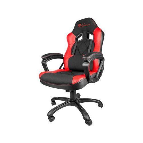 Fotel GENESIS SX33 Gaming Chair Czarno-czerwony, NFG-0752