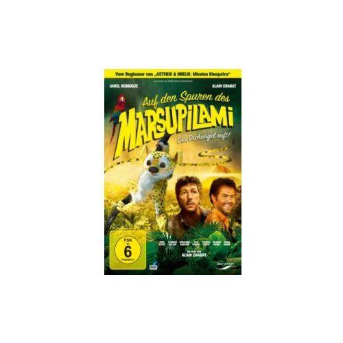 Auf den Spuren des Marsupilami - Der Dschungel ruft!, 1 DVD