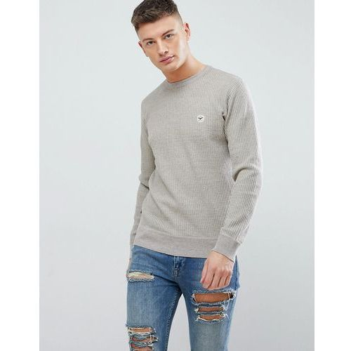 lightweight weave knitted jumper - tan, Le breve