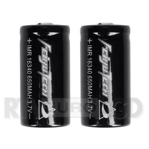 zestaw 2 akumulatorów imr 16340 do gimbali serii wg - produkt w magazynie - szybka wysyłka! marki Feiyu-tech