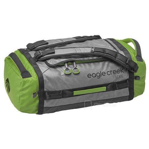 Eagle Creek Cargo Hauler Duffel 45L torba podróżna składana 55 cm / plecak / Fern / Grey - Fern / Grey