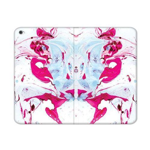 Apple iPad Mini 4 - etui na tablet Flex Book Fantastic - różowy marmur