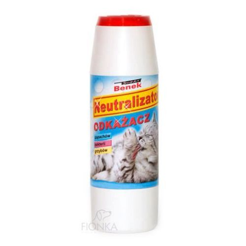 CERTECH neutralizator zapachów kuwety naturalny