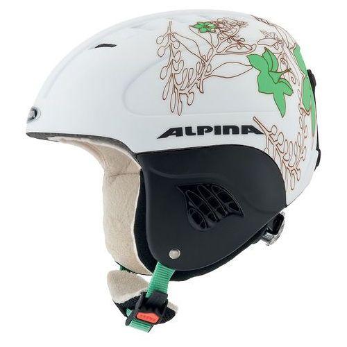 ALPINA CARAT L.E. - kask narciarski R 54-58 WYPRZEDAŻ