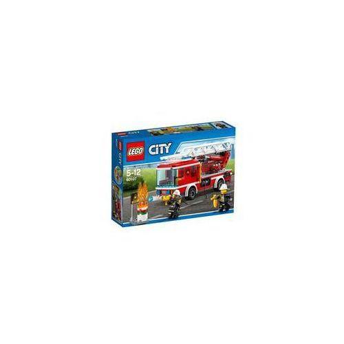 Lego CITY Wóz strażacki 60107. Najniższe ceny, najlepsze promocje w sklepach, opinie.