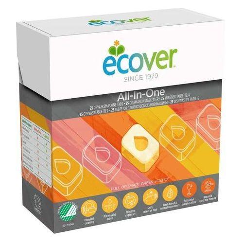 Ecover Tabletki do zmywarki all in one 25 szt bio 500 g (5412533416589)